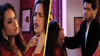 Ishq Ka Rang Safed 22nd August 2016 Kamini Attacks Dhani, Viplav Slaps