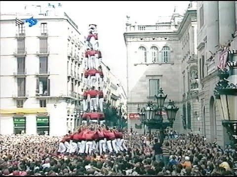 4 de 9 amb folre - La Mercè 1999