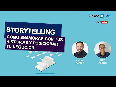 Qué es Storytelling: 5 pasos para posicionar tu Marca contando Historias