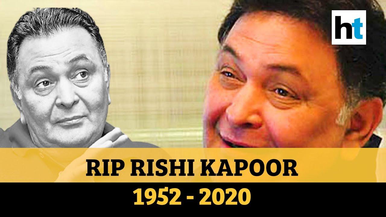 Rishi Kapoor, Bollywood actor, dies age 67