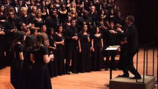 Ezekiel Saw de Wheel (Dawson) Southwestern University Singers