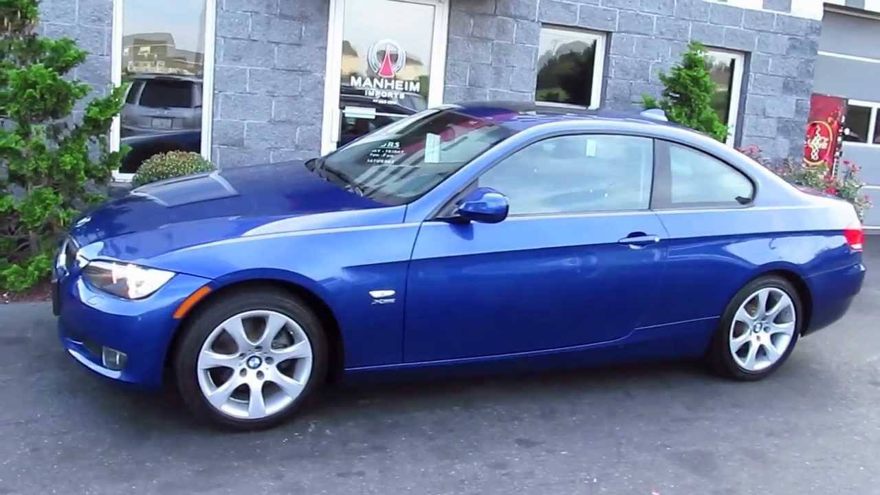 2010 bmw 328i xdrive awd coupe youtube. Black Bedroom Furniture Sets. Home Design Ideas