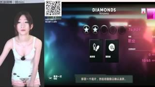 [Touch China]Guo mini ~ Dance OL Sexy White 0215 F9
