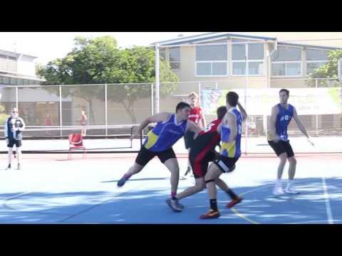 2016 UNIBATTLE Day 2- BASKETBALL HIGHLIGHT