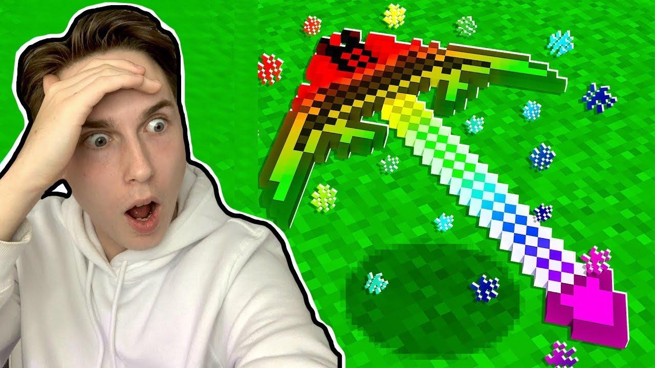 NYE VILDE VÅBEN i MINECRAFT!! - Dansk Minecraft