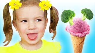 Do You Like Broccoli Ice Cream? Songs for Kids & Nursery Rhymes by Tim and Essy
