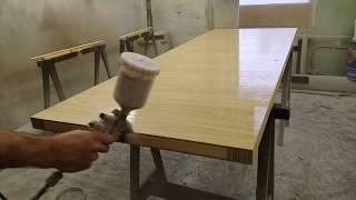 видео Лакировка