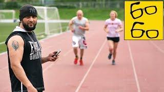 Бег для бойцов с Анваром Абдуллаевым — беговая тренировка и