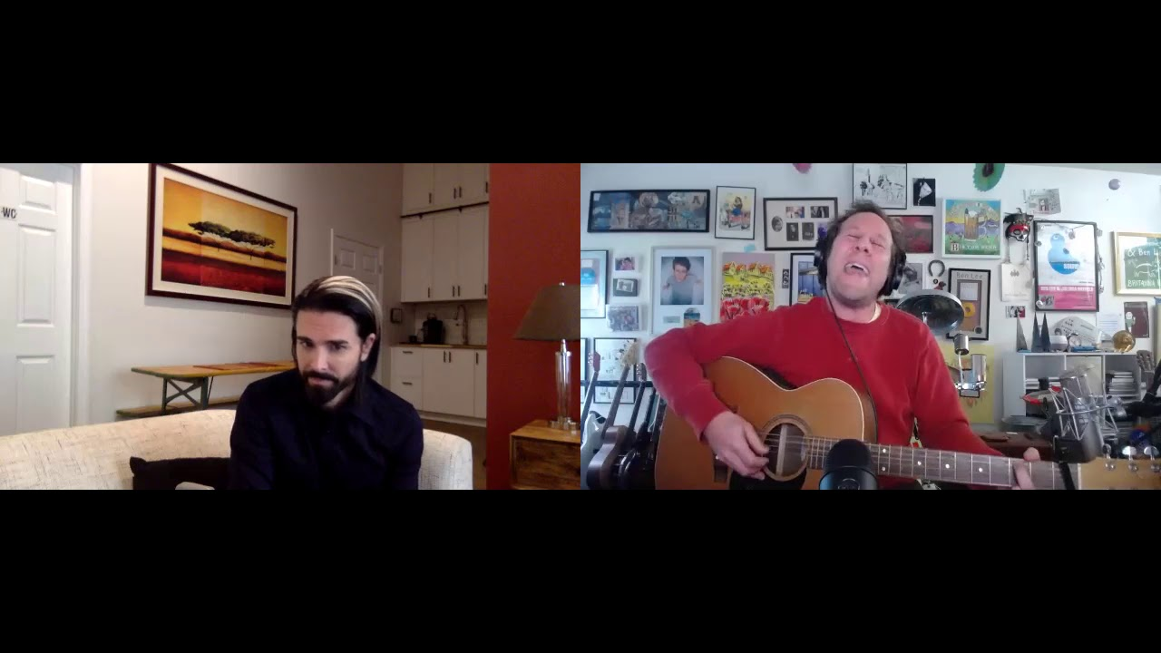 Songwriter to Songwriter with Chris Carrabba and Ben Lee