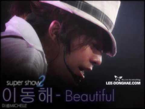 [HQ] Donghae - Beautiful.mp3