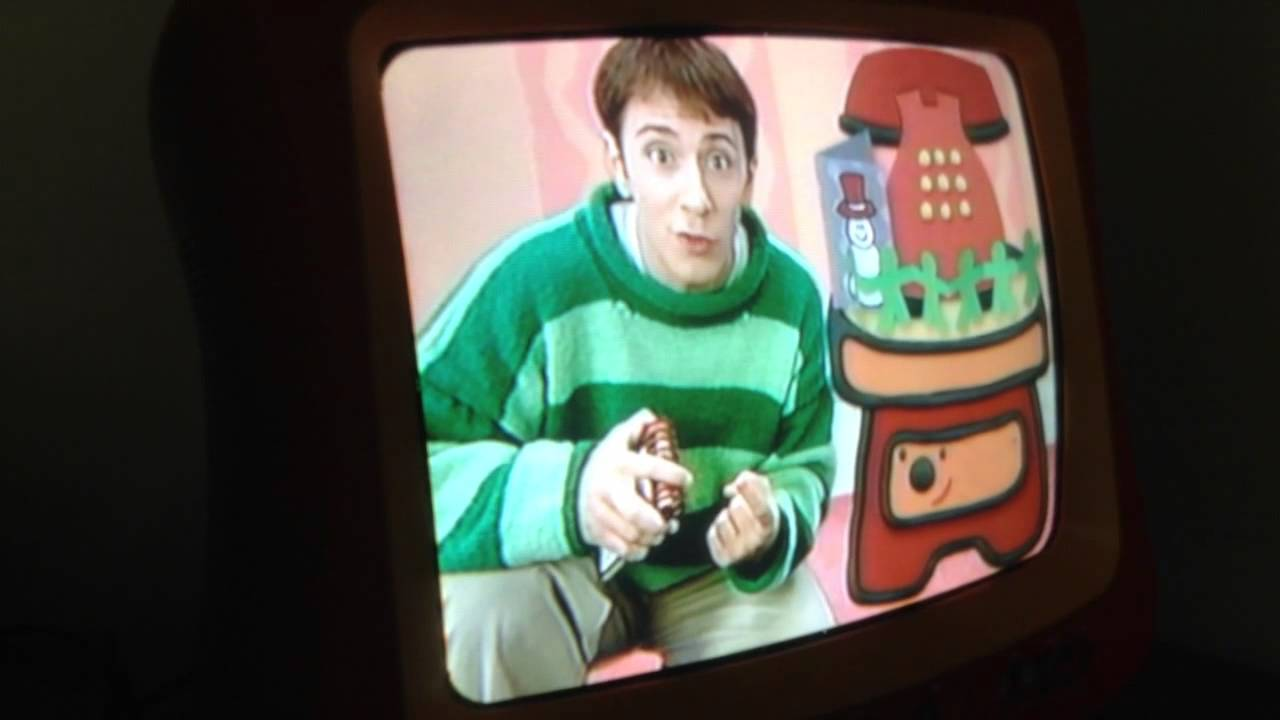 Blue S Clues Theme Episode Blue S Big Holiday Youtube