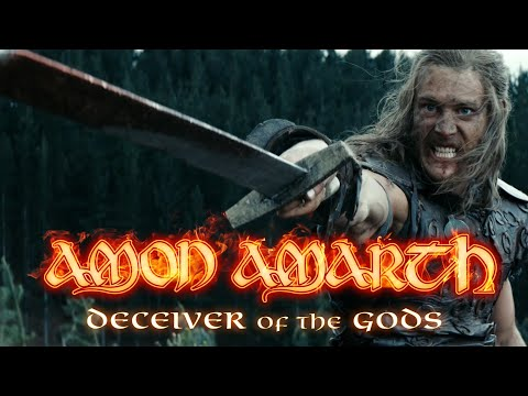 """Amon Amarth """"Deceiver of the Gods"""" (OFFICIAL VIDEO)"""