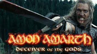 Смотреть клип Amon Amarth - Deceiver Of The Gods