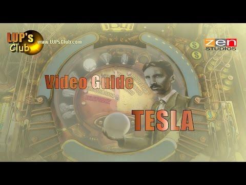 Pinball FX3 : Tesla (Video guide)