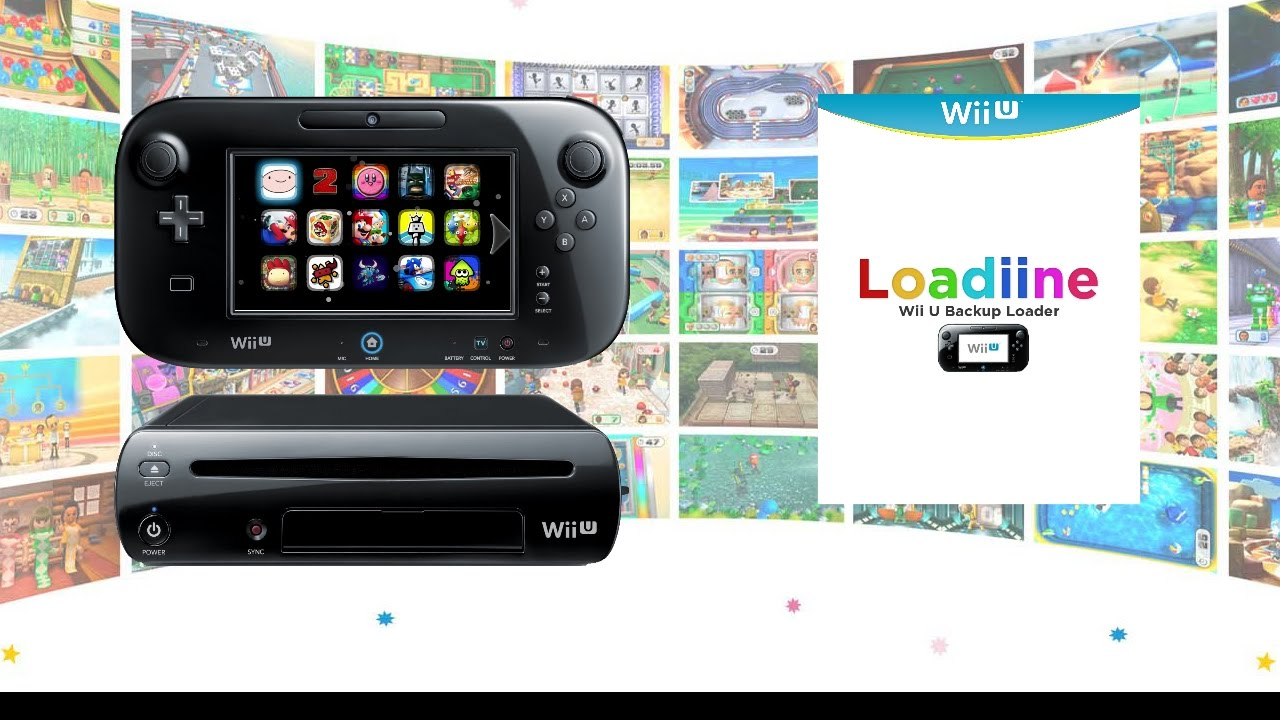 [Wii U 5 5 1]How to use BrowserHax to use Loadiine GX2