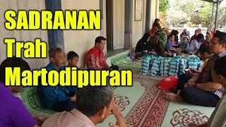 Acara SADRANAN Trah Martodipuran Solo Mei 2017