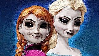 Disney Prenseslerinin Bilinmeyen Korkunç Gerçek Sonları