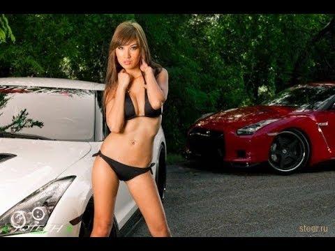 осеннем в фото лесу девушки голые