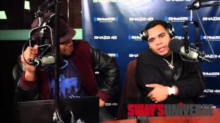 Kevin Gates Freestyle & Talks Cutting Loccs Because of Rasta Nazirite Vow | Sway's Universe