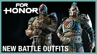 For Honor: New Battle Outfits | Weekly Content Update: 02/20/2020 | Ubisoft [NA]