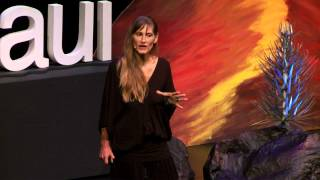 You can eat that -- The gift of wild foods | Sunny Savage | TEDxMaui
