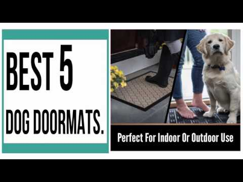 Dog Doormats || Best 5 Dog Doormats || Best 5 Dog Doormats In 2019
