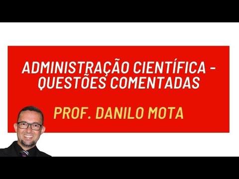administração-científica---questões-comentadas