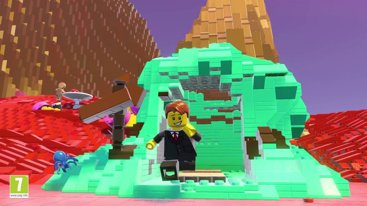 Lego Worlds Para Nintendo Switch Youtube