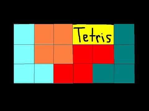 Tetris - Hip, Hop, Trance, Dance, Rock! (w/LYRICS)