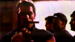 The Running Man 1987 TV trailer