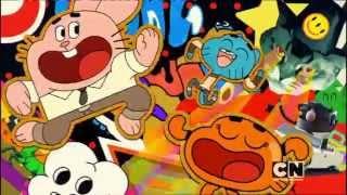 Cartoon Network HD France (Deuxième AD) (Été Requête N ° 99), la Continuité 2014