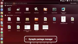 How to install Packages and Applications on Ubuntu 14.04 Operating system.