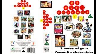 My Best Friends 3 VHS UK 1995