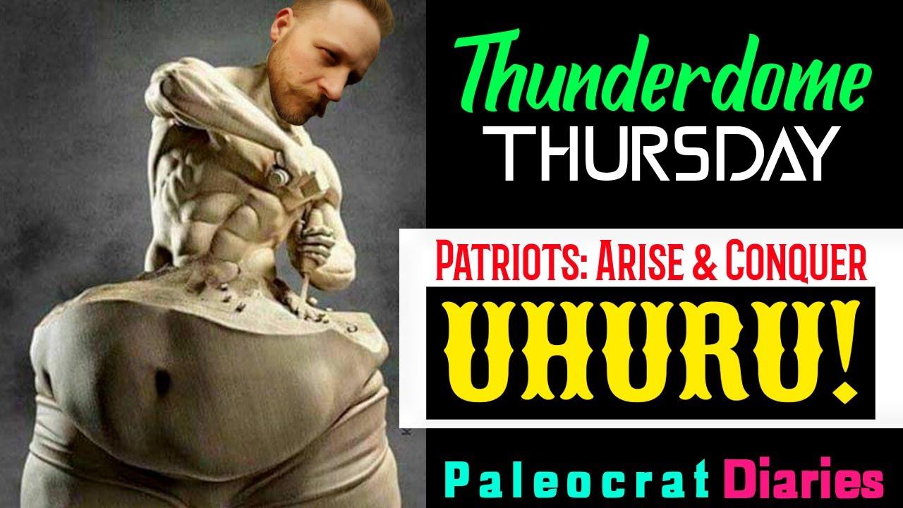 Paleocrat Diaries Live (S1:E25) - w/ timestamps & article links!