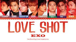 No copyright infringement intended. exo (엑소) - love shot lyrics color coded hangeul-romanization-english watch the official music video: smtown : http...