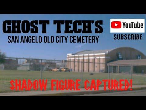 Season 1 Episode 7 San Angelo Old City Cemetery