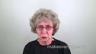 76 and Starting Over: MAKEOVERGUY® makeover