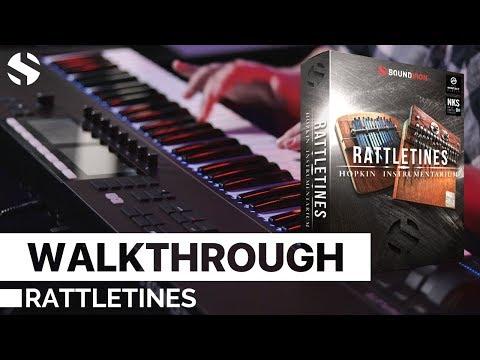 Hopkin Instrumentarium: Rattletines By Soundiron Walkthrough