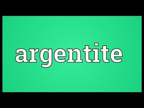 Header of argentite