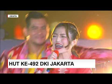 Kemeriahan HUT DKI Jakarta Ke 492