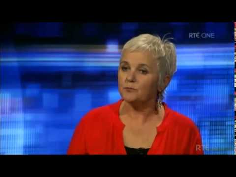 (part 1/2) Brid Smith MEP Candidate Dublin Constituency on RTE Prime Time Euro Debate