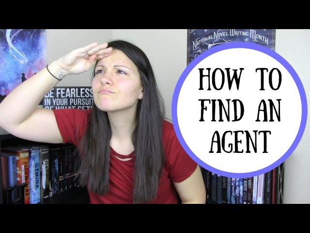 How to Find a Literary Agent ~ How I Built My Agent List