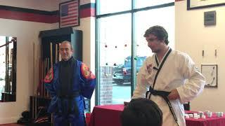 Black Belt Ceremony - Riley Moorhead (Dec 8, 2018)