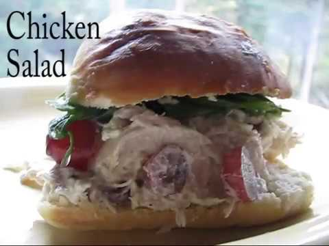 Chicken Salad With Grapes In The Off Grid Kitchen