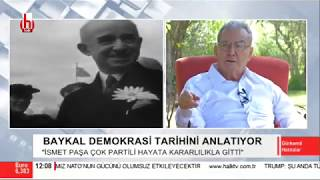 Türkiye'nin demokrasi tarihini Baykal anlatıyor / Görkemli Hatıralar - 2. Bölüm - 20 Temmuz