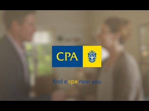 Get the accountant that's right for your business, Find a CPA
