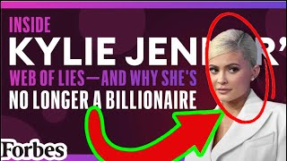 KYLIE JENNER IS FAKE FORBES MA…