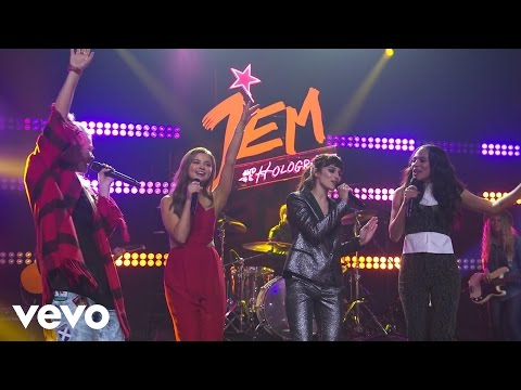 Jem and the Holograms - Youngblood (Live at the iHeartRadio Theater LA)