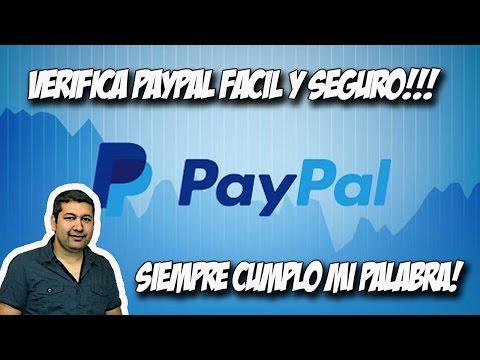 Como Verificar Paypal 100% Legal en Venezuela y el Mundo! Garantizado. Enero 2017