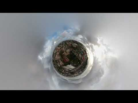 DJI Spark Sphere - Abidjan